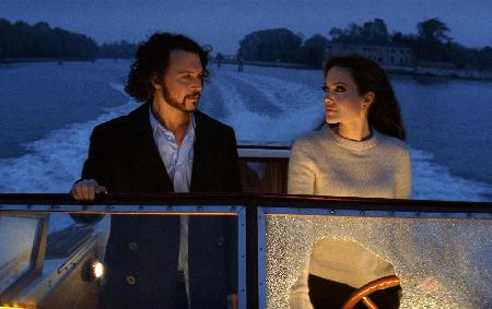 Angelina Jolie ja Johnny Depp