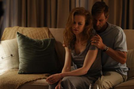 Nicole Kidman ja Aaron Eckhart