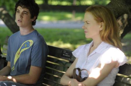 Miles Teller ja Nicole Kidman