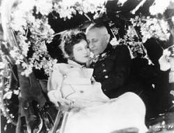 Fay Wray ja Erich von Stroheim