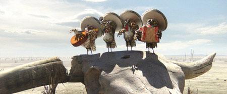 Pöllöjen mariachi-yhtye