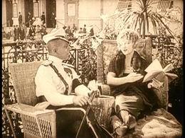 Erich von Stroheim ja Miss Dupont