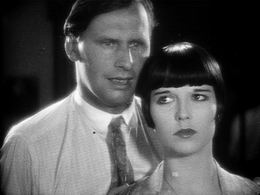 Fritz Rasp ja Louise Brooks