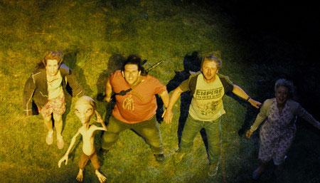 Kristen Wiig, Simon Pegg, Nick Frost