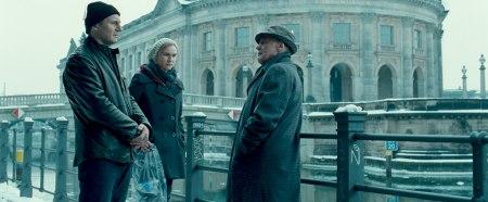Liam Neeson, Diane Kruger ja Bruno Ganz