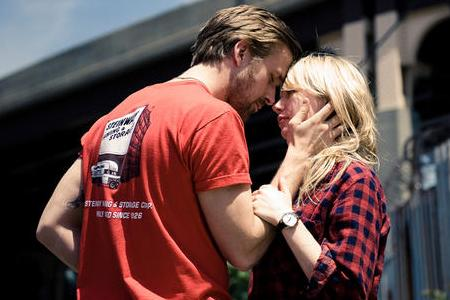 Ryan Gosling ja Michelle Williams