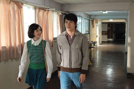 Kiko Mizuhara ja Kenichi Matsuyama