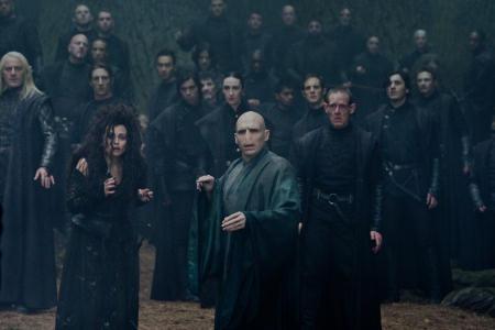 Jason Isaacs, Helena Bonham Carter ja Ralph Fiennes