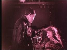 Richard Barthelmess ja Lillian Gish