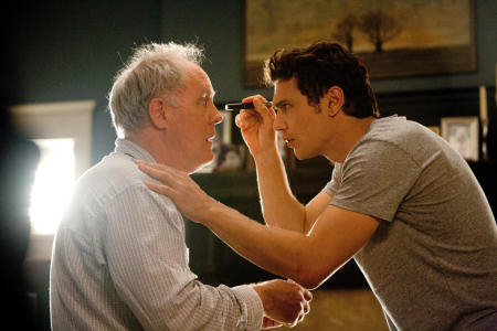 John Lithgow ja James Franco