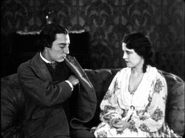 Buster Keaton ja Marion Mack