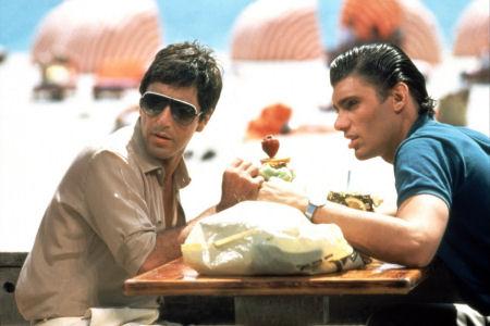 Al Pacino ja Steven Bauer