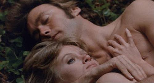Clint Eastwood ja Jessica Walter
