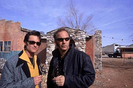 Kurt Russell ja Kevin Costner