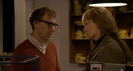 Woody Allen ja Mia Farrow