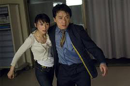 Zhang Ziyi ja Jackie Chan