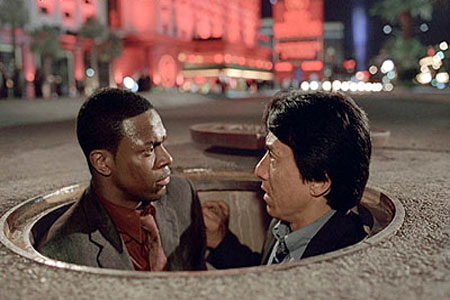 Chris Tucker ja Jackie Chan